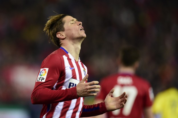 Atleti couldn't make the most of their few chances against Villarreal