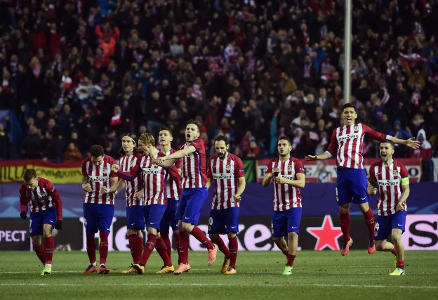 Déjà vu for Atleti in penalty shootout win