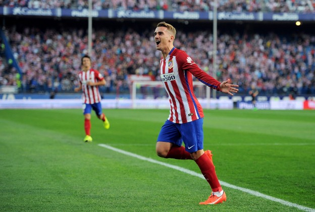 Griezmann hits a brace to win the match against Getafe