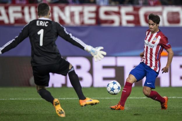 Óliver scores a great goal for Atlético