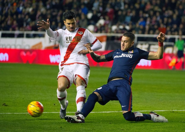 Atleti played a tough game against Rayo