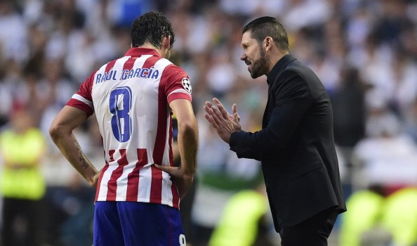 Simeone has a lot to be thankful for in RG8