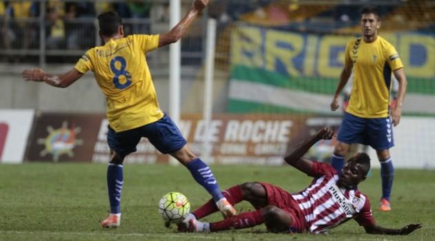 Thomas the star man against Cádiz (AS)