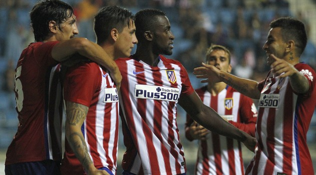 South American trio head Atleti to another pre-season win