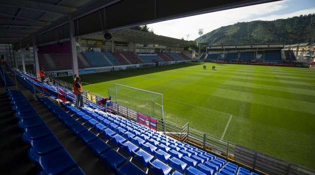 Eibar have started well in their second year in La Liga