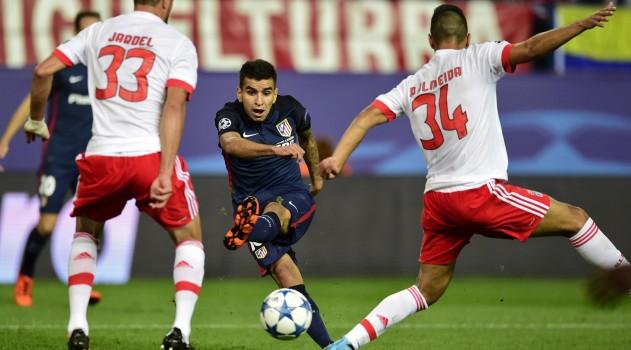 Rojiblancos frustrated in the Calderón