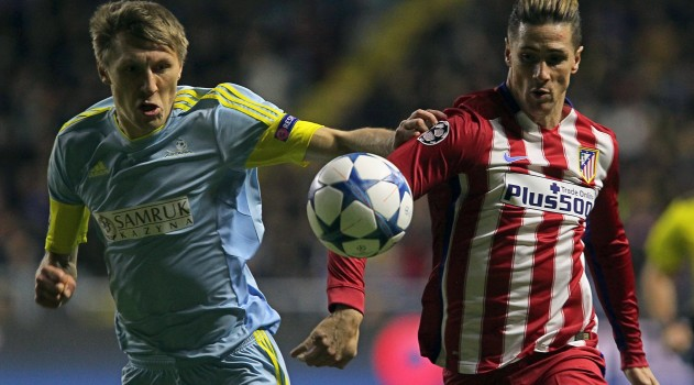 Torres spurned the game's biggest chance