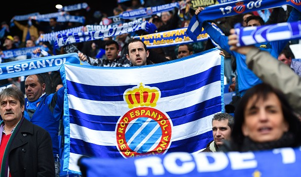 Espanyol fans were out in force last time vs Atleti