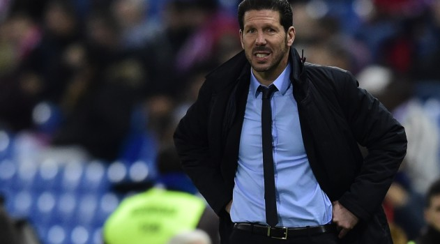 Diego Simeone knows his side need a win