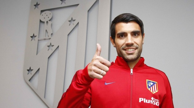 Thumbs up from Augusto (clubatleticodemadrid.com)