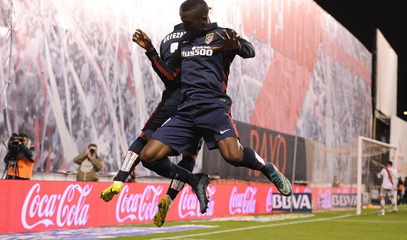Griezmann and Jackson combined to score against Rayo last week
