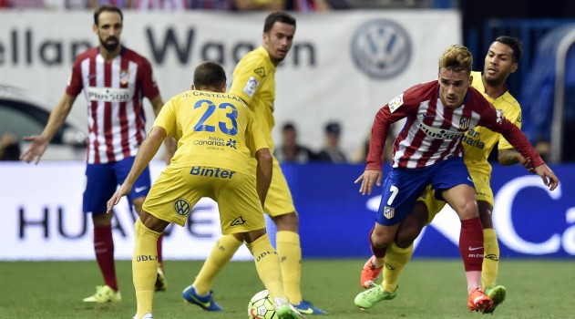 It was a 1-0 win for Atleti at the start of the season in Madrid