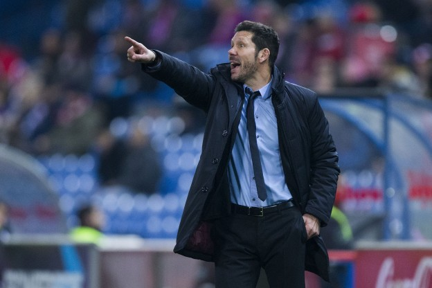 Simeone knows three points are vital