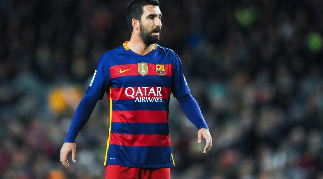 Arda Turan has had few chances to impress so far for Barcelona