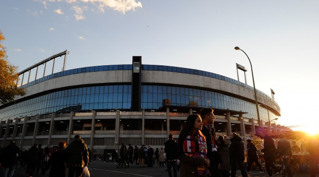 No new players will be arriving at the Vicente Calderón for some time