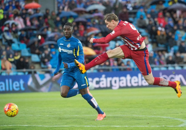 Fernando Torres had a mixed game against Getafe
