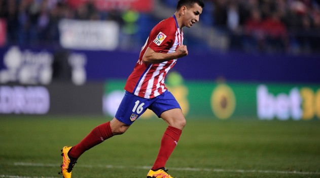 Ángel Correa starts tonight for Atlético Madrid