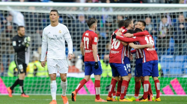Atleti ended their run of 320 minutes without a goal