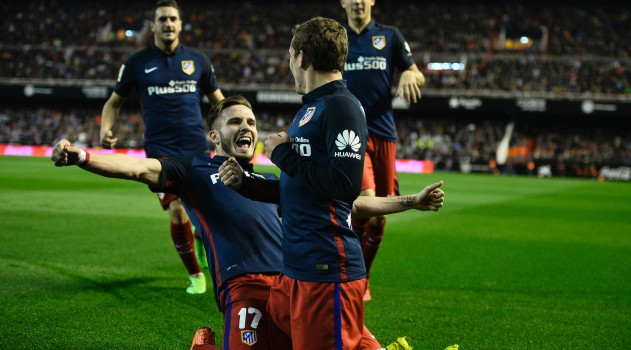 Griezmann and Saúl in line for improved contracts