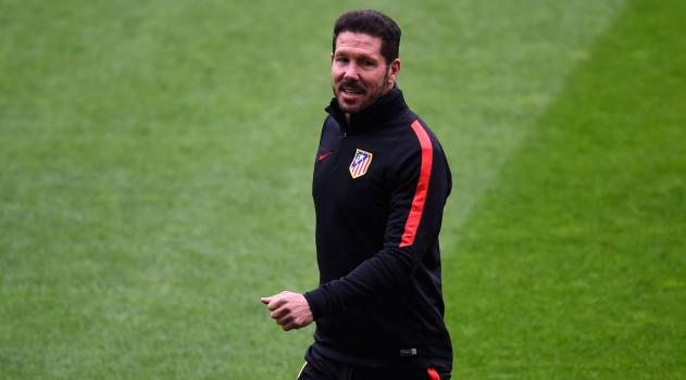 Diego Simeone knows he has another tough trip to Barcelona