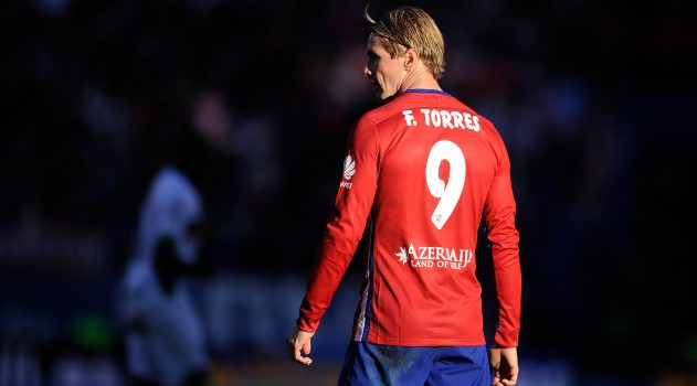 Fernando Torres has five goals in his last five matches for Atlético