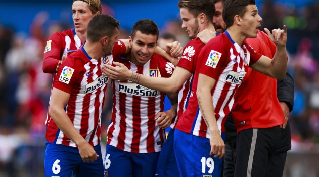 Correa gets the plaudits as Atleti win again