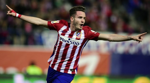 Atleti have tied down Saúl for the forseeable future