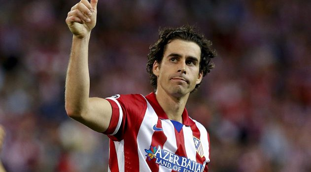 Tiago had been one of Atleti's best performers before his injury