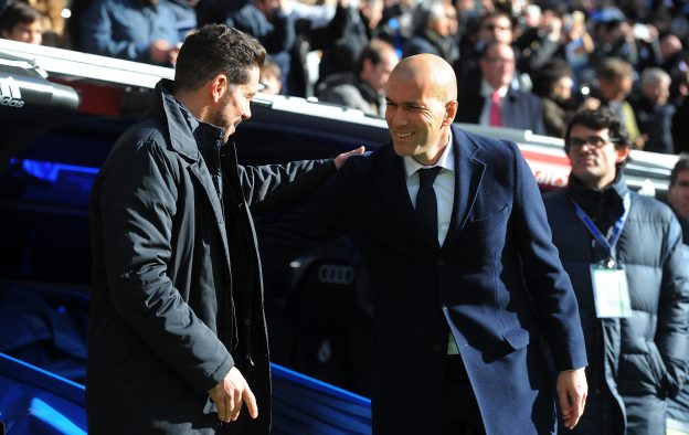 Champions League: It's Zidane vs. Simeone
