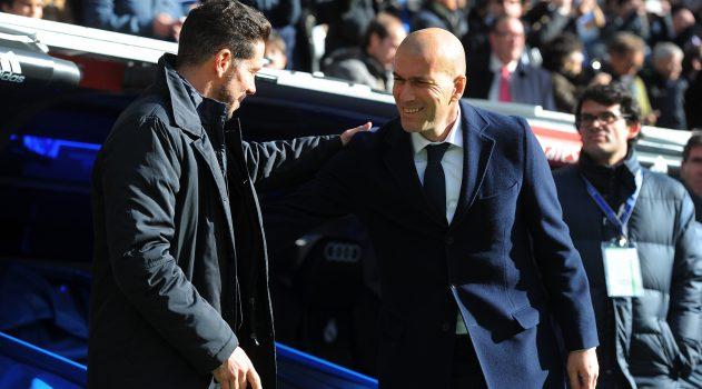 Champions League: It's Zidane vs. Simeone