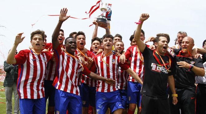 The future is in good hands for Atleti