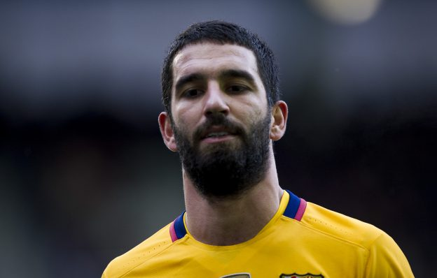 Arda Turan has struggled to feature for Barcelona this season