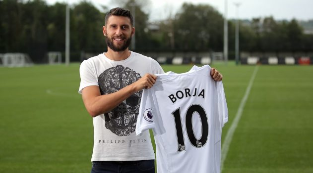 Borja is Swansea's new record signing