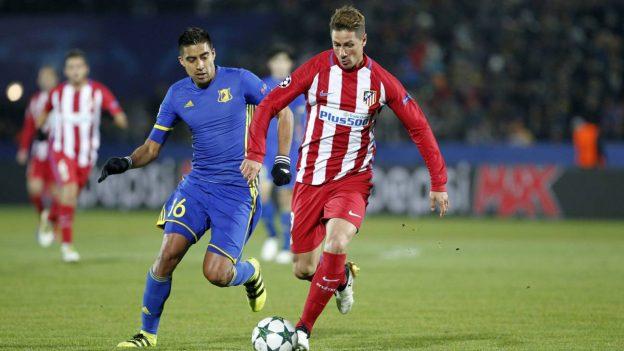 Fernando Torres to start against Rostov
