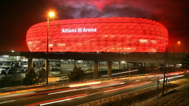 Big game in store at the Allianz