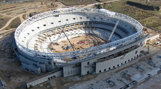 Atletico Madrid's new stadium to named Wanda Metropolitano