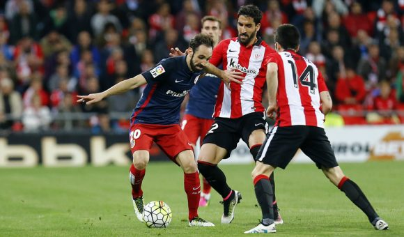 Raúl García will have a big part to play against his former club