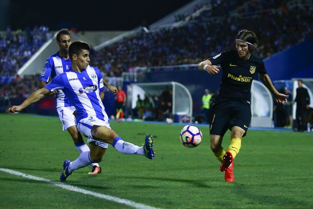 Leganés held Atleti to a 0-0 draw earlier in the season