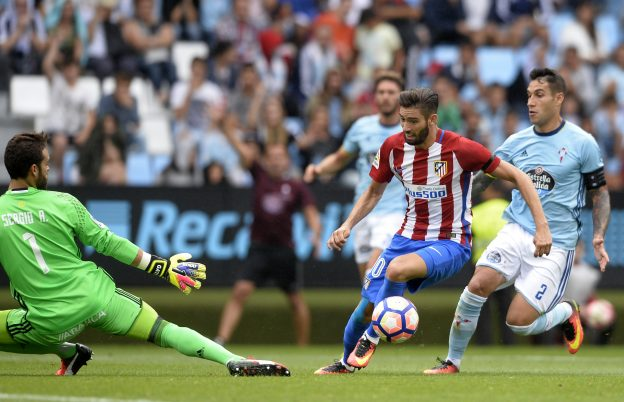 Atleti looking for repeat of September's 4-0 win