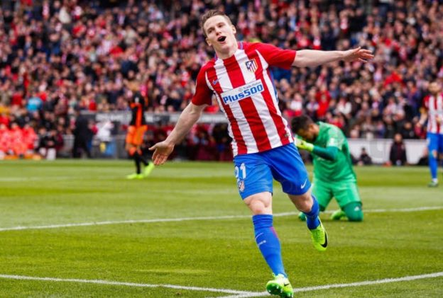 Gameiro does not plan on departing.