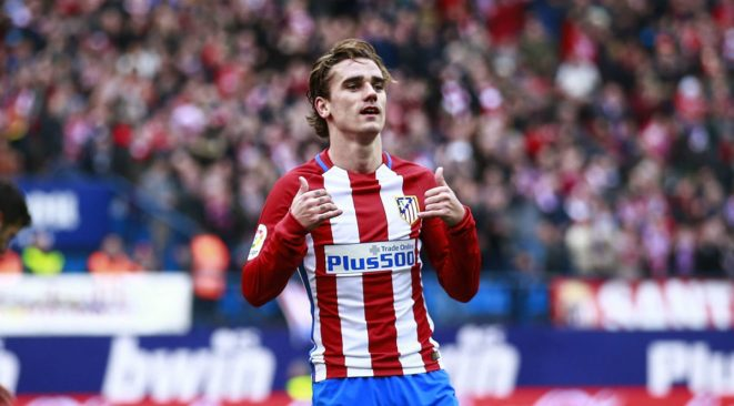 Griezmann signed one year contract renewal on Tuesday