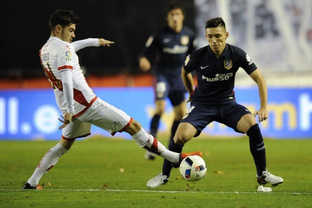 Kranevitter solid on his Atleti debut
