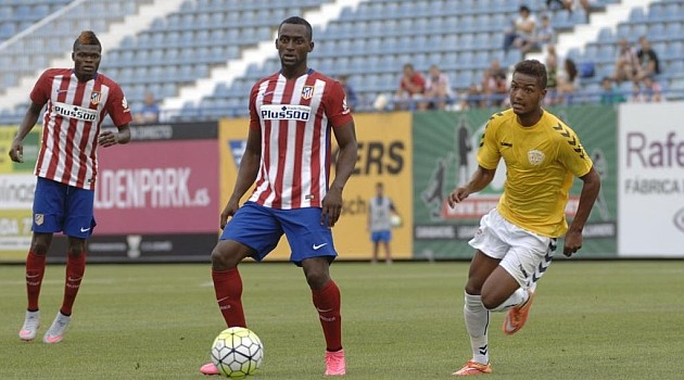 Colombian striker looked sharp against Guadalajara and Leganés (MARCA)
