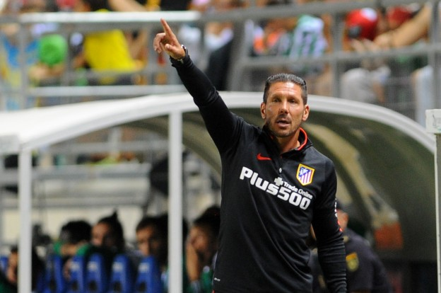 Simeone is ready for the new season