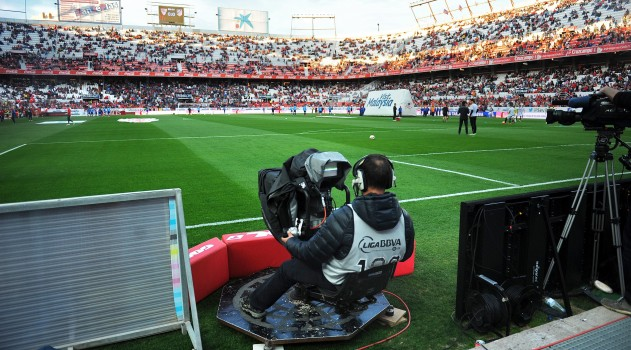 The Ramon Sánchez Pizjuán is the stage for tonight's clash
