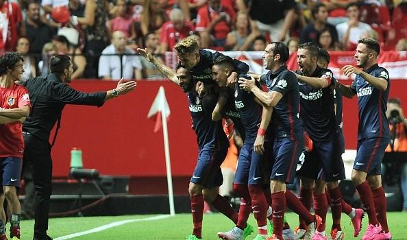 Atlético come through their first tough test of the season