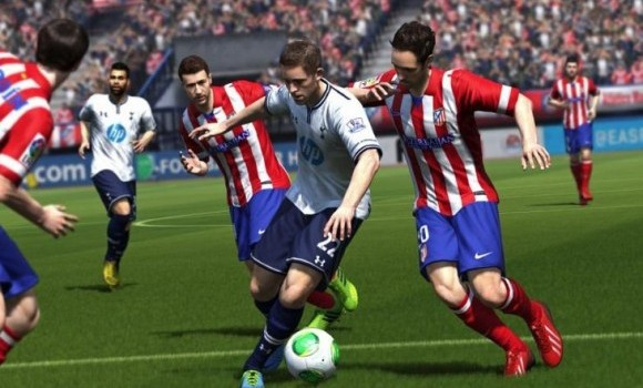 We take a look at this season's FIFA ratings