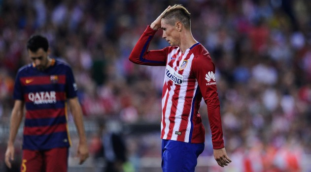 Torres was our star man against Barça