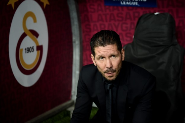 Simeone got Atleti off to a great start in Europe this season