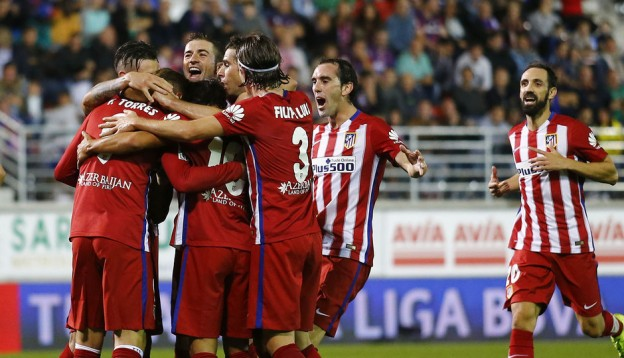 Substitutes pay dividends as Atleti prove their class